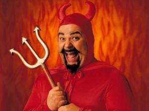 Setan Mahluk Menyebalkan